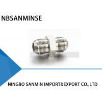 Buy cheap HN Hex Nipple Stainless Steel 316L Tube Fitting Plumbing Fitting High Quality Sanmin from wholesalers