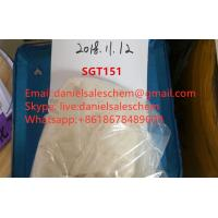 Buy cheap supply high quality factory direct sales legal SGT151 Chemical Raw Materials Pharmaceutical Products 99.9% Purity from wholesalers