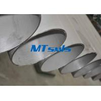 Buy cheap ASTM A312 TP304L / 1.4306 Stainless Steel Seamless Pipe , Oil Industry round steel tubing from Wholesalers