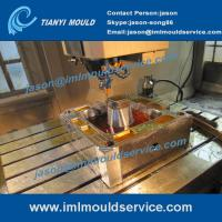 500ml dry fruit packaging plastic container mould, thin wall containers moulding tooling