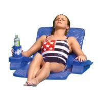 Buy cheap Mesh Swimming Pool Chairs Floats Rafts Toys Kids Favaorable Special Coating Treatment from wholesalers