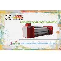 Buy cheap Automatic Textile Calender Machine Explosion Proof With One Year Warranty from wholesalers