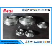 Buy cheap Forged Connection Alloy Steel Pipe Fittings Alloy Steel Outlet 3/4 Inch 6000# Alloy 625 product