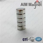Buy cheap Dia 4 x 4.5mm Thick Neodymium (Rare Earth) Disc Neodymium Magnets from wholesalers