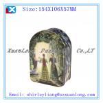 Buy cheap chocolate packing tin box/gift tin box from wholesalers