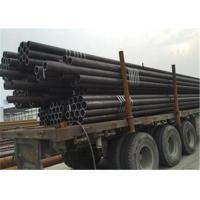 Buy cheap API 5L PSL1 Seamless Carbon Steel Pipe Round Shaped , 2 - 50 Mm Thickness from wholesalers
