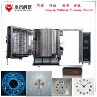 Buy cheap 3d Structure Clocks Thermal Evaporation Equipment Vacuum Deposition Highly Reflective from wholesalers