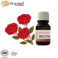 Buy cheap Rich Rose Food Essence Flavours For Food Production Line , Colorless To Light Yellow from wholesalers