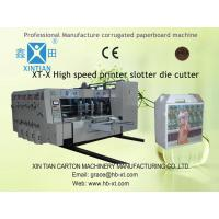 Buy cheap Edge Feeding Rotary Die-Cutting Machine For Carton Flexo Printing from wholesalers