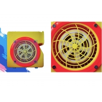 Buy cheap 1.5HP/ 1100w Built-in Bouncy Castle Air Blower For Bouncy Castle from wholesalers