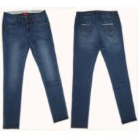 Buy cheap 2014 NEW women's high waist jeans women skinny pants buttons tight pencil pants lady Slim Jeans from wholesalers