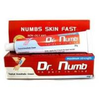Buy cheap Dr.Numb Pain Relief Topical Pain Tattoo Anesthetic Cream from wholesalers