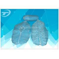 Buy cheap OEM Service Disposable Shoe Covers Medical Non Woven Shoe Cover from wholesalers