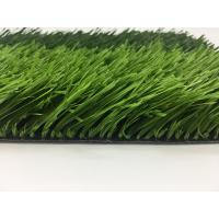 Thick Soft Artificial Turf Soccer Field , Outdoor Putting Green Artificial Grass Roll
