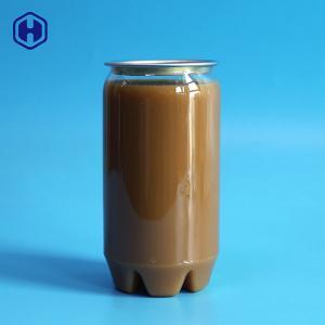 FDA Transparent 12.5 OZ 375ML Plastic Beverage Cans