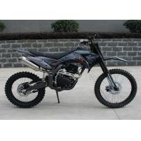 Buy cheap Apollo Style 250cc Dirt Bike Motorcycle Black With Manual Transmission 8L Oil Tank from wholesalers