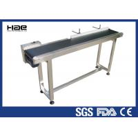 Buy cheap Mini Conveyor Belt For Small Business , Stainless Steel Conveyors Food Processing from wholesalers