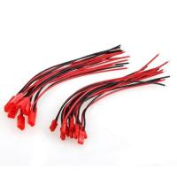 Buy cheap IMC Hot 150mm JST Connector Plug Cable Male + Female Wires for RC Battery from wholesalers