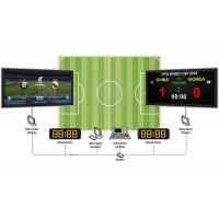 Buy cheap Uitra Thin Full Color LED Display Digital Signage Scoring Board For Sport Events from wholesalers