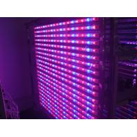 Buy cheap 14 Watt Hydroponic LED Tube Grow Lights Blue / Red Light Source , Dia26*900mm product