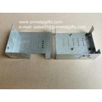 Buy cheap SECC galvanization plate fabricated case, galvanized sheet stamping parts from wholesalers