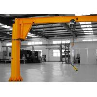 Buy cheap Workshop Hoist Cantilever Swing Arm Jib Crane Customized Color 2 Years Warranty from wholesalers