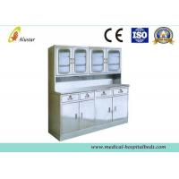 Buy cheap 2 Drawers Stainless Steel Medical Cabinet Hickey Cabinet With Big Storage (ALS-CA004) from wholesalers