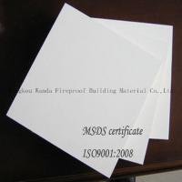 Buy cheap Decorative Fireproof Glass MGO Magnesium Oxide Board Price from wholesalers
