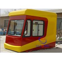 Buy cheap New Design Park / Zoo Mobile Security Guard House / Amusement Sentry House Enviroment Friendly from wholesalers
