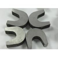 Buy cheap High Powered Strong Permanent Magnets With C Shape For Magnetic Separators from wholesalers