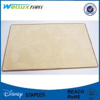 Buy cheap Anti - Slip Indoor Rubber Flooring Mats With Flocking Fabric / Microfiber Fabric from wholesalers