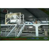 Buy cheap Automatic Prefabricated Walls Fiber Cement Board Production Line Panel Making Machinery from wholesalers