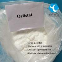 Buy cheap Fat Reduce Glucocorticoid Anti Inflammatory Orlistat Raw Powder 96829-58-2 from wholesalers
