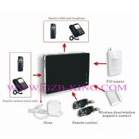 Buy cheap unique mini wireless GSM home alarm system product