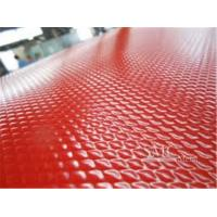 Buy cheap Embossing Color Coated Galvanized Steel Coil from wholesalers