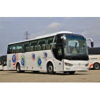 Buy cheap 47 Seats Used Coach Bus Golden Dragon Brand Diesel Euro III Standard 2012 Year from wholesalers
