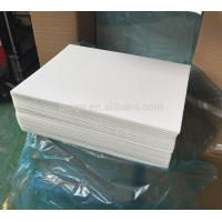 Buy cheap Corrugated PVC Foam Board Moisture Resistance Anti - Corrosion Harmless Smelless from wholesalers