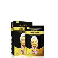 Buy cheap DEXE 2018 Gold MASK collagen peel off face gold mask wholesale OEM ODM  direct from Chinese factory lowest price from wholesalers