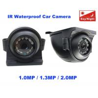 Buy cheap Night Vision Side View Car Reversing Camera Waterproof With IR , 2.0 Megapixels product