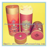 Buy cheap Tea Recycled Cardboard Tubes from wholesalers