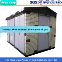 Buy cheap YBW 2017 hot sale outdoor distribution 500kva transformer substation from wholesalers