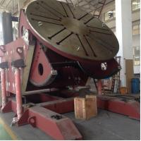Buy cheap 160T Heavy Duty Automatic Welding Rotary Positioner for Pressure Vessel from wholesalers