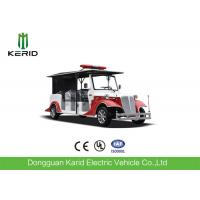 Buy cheap Classic Type Electric Patrol Car And Fire Fighting Vehicle for Eight Passengers from wholesalers