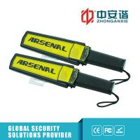 Buy cheap Super Sensitivity Handheld Metal Detector with Sound / Light Indication Mode product
