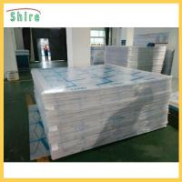 Buy cheap Polycarbonate Sheet Plastic Protection Film Hot Temperature Endurable from wholesalers