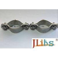 Buy cheap Customized Size Stainless Steel Cast Iron Clamp Torque Balance , Connect The Hared Tube from wholesalers
