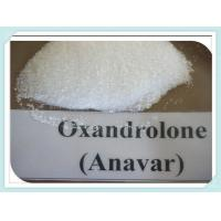 Buy cheap Injectable Steroid Powder Anavar Oxandrolone for Fast Muscle Building , CAS 53-39-4 from wholesalers