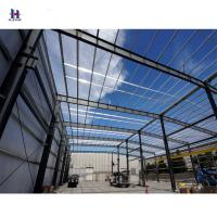 Buy cheap light structural steel beam construction design steel warehouse structure from wholesalers
