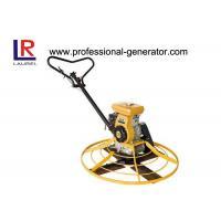 Buy cheap Gasoline Walk Behind Compactor , Portable 5.0HP Vibratory Plate Compactor Rental product