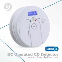 Buy cheap DC 9V Battery CO Alarm Detector With Electrochemistry Sensor CE Approved from wholesalers